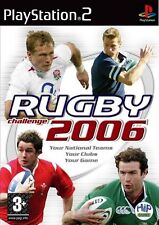 Sony PlayStation 2 Rugby PAL Video Games with Manual