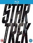 Star Trek (Blu-ray, 2009, 3-Disc Set)