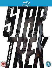 Star Trek 3Disc Digital Copy Special Edition Bluray 2009 Good DVD Anto - Bilston, United Kingdom - Star Trek 3Disc Digital Copy Special Edition Bluray 2009 Good DVD Anto - Bilston, United Kingdom