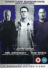 WWE Quadrilogy - 12 Rounds / Marine / Behind Enemy Lines 3 / Walking Tall (DVD, 2009, 4-Disc Set, Boxset)