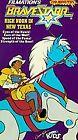 Bravestarr #2: High Noon in New Texas (VHS, 1989)