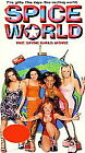 Spice World (VHS, 1998, Closed Captioned)
