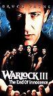 Warlock III: The End of Innocence (VHS, 1999)