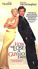 How to Lose a Guy in 10 Days (VHS, 2003, Spanish Subtitled)