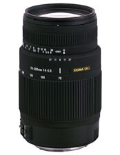 Auto Focus 70-300mm Camera Lenses for Canon
