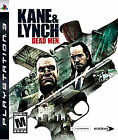 Kane & Lynch: Dead Men  (Sony Playstation 3, 2007) (2007)