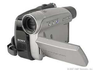 sony handycam dcr hc28 mini dv camcorder ebay rh ebay com Sony Handycam Charger Sony Handycam IR Light