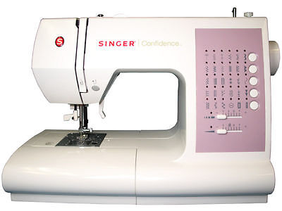Singer Sewing Machine Confidence