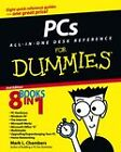 PCs All in One Desk Reference For Dummies by Mark L. Chambers (Paperback, 2003)
