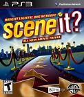 Scene It Bright Lights Big Screen (Sony PlayStation 3, 2009)