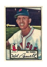Topps Autographed Boston Red Sox Original Baseball Cards
