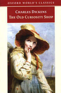 The-Old-Curiosity-Shop-Oxford-Worlds-Classics-Dickens-Charles-Used-Good-Bo