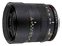 Fixed/Prime SLR f/3.5 Wide Angle Camera Lenses