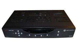 motorola verizon qip2500 3 set top fios cable box ebay. Black Bedroom Furniture Sets. Home Design Ideas