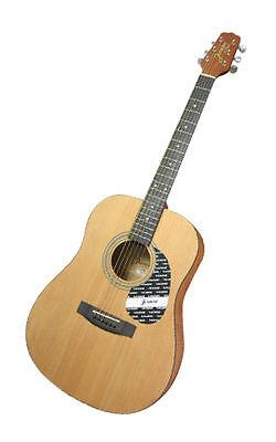 jasmine s35 dreadnought acoustic guitar for sale online ebay
