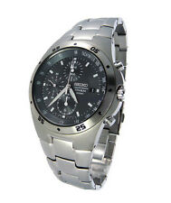 Stainless Steel Band Titanium Case Quartz (Battery) Watches