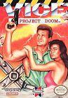 Vice: Project Doom (Nintendo Entertainment System, 1991)