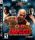Sony PlayStation 3 TNA Impact! Video Games
