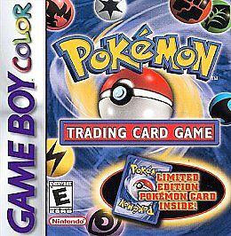 Pokemon Trading Card Game - Game Boy Color