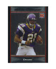 Bowman Rookie Adrian Peterson Football Trading Cards