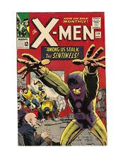 Sentinels Silver Age X-Men Comics