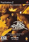 Jak and Daxter: Limited Edition Complete Trilogy Movie DVD (Sony PlayStation 2, 2007)