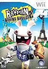 Rayman Raving Rabbids 2 (Nintendo Wii, 2007)