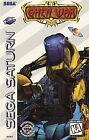 Ghen War (Sega Saturn, 1995)