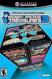 Midway Arcade Treasures 3 Nintendo GameCube, 2005  - $20.00