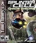 Tom Clancy's Splinter Cell Chaos Theory  (PC, 2005)