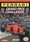 Ferrari Grand Prix Challenge (Nintendo Entertainment System, 1992)