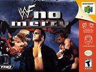 Pro Wrestling Nintendo 64 Video Games