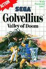 Golvellius: Valley of Doom (Sega Master, 1988)