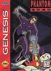 Phantom 2040 (Sega Genesis, 1995) - European Version