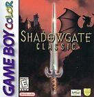 Shadowgate Classic (Nintendo Game Boy Color, 1999)