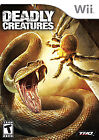 Nintendo Video Games Deadly Creatures