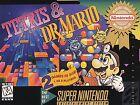Tetris & Dr. Mario Video Games
