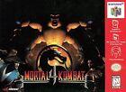 Mortal Kombat 4 (Nintendo 64, 1998) - European Version
