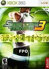 Smash Court Tennis 3 (Microsoft Xbox 360, 2008)