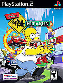 simpson hit and run ps3