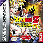 Dragon Ball Z: The Legacy of Goku II  (Nintendo Game Boy Advance, 2003) (2003)