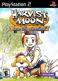 HARVEST-MOON-SAVE-THE-HOMELAND-PS2-PLAYSTATION-2-GAME-COMPLETE