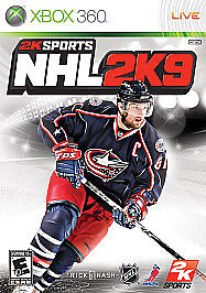 NHL-2K9-Xbox-360-2008-INCLUDES-INSTRUCTIONS