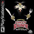 Looney Tunes: Sheep Raider (Sony PlayStation 1, 2001)