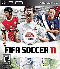 FIFA-Soccer-11-GAME-Sony-PlayStation-3-PS-PS3-2011-2K11