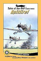 Tales-of-the-RAF-Spitfire-Don-Patterson-Very-Good-Book