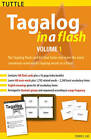 Tagalog in a Flash Kit: v. 1 by Edwin C. Lim (Kit, 2010)