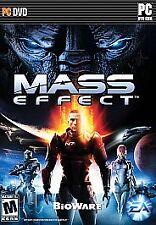 BRAND NEW Sealed Mass Effect (PC, 2008)