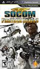 SOCOM: U.S. Navy SEALs -- Fireteam Bravo 3 (Sony PSP, 2010)