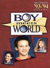 Boy Meets World - The Complete First Season (DVD, 2004, 3-Disc Set) (DVD, 2004)